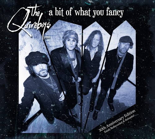 Quireboys -A Bit Of What You Fancy