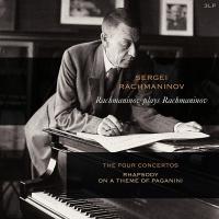 Rachmaninov -Rachmaninov Plays Rachmaninov: Piano Concertos 1-4