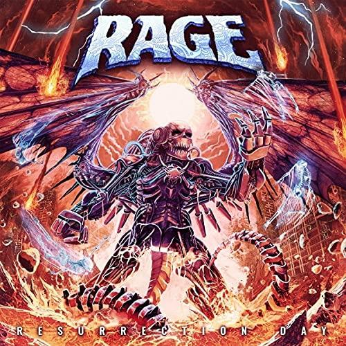 Rage - Resurrection Day