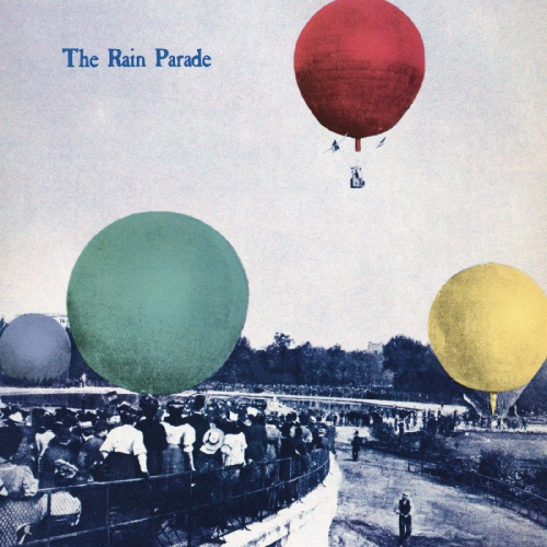 Rain Parade - Emergency Third Rail Power Trip Limited Red & Yellow Starburst Edition