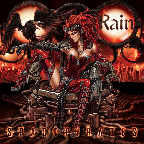 Rain - Spacepirates