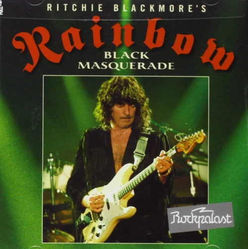 Rainbow -Black Masquerade