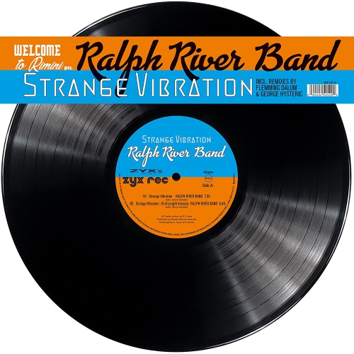 Ralph River Band - Strange Vibration
