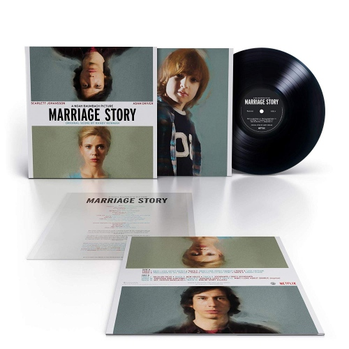 Randy Newman - Marriage Story Original Soundtrack Black