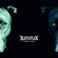 Rantanplan - Stay Rudel - Stay Rebel Clear Blue / Black
