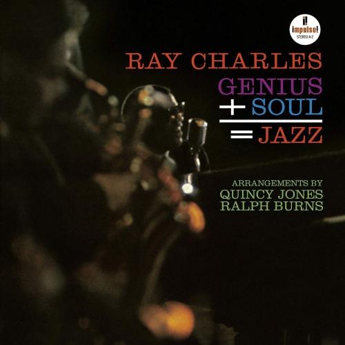Ray Charles - Genius + Soul = Jazz