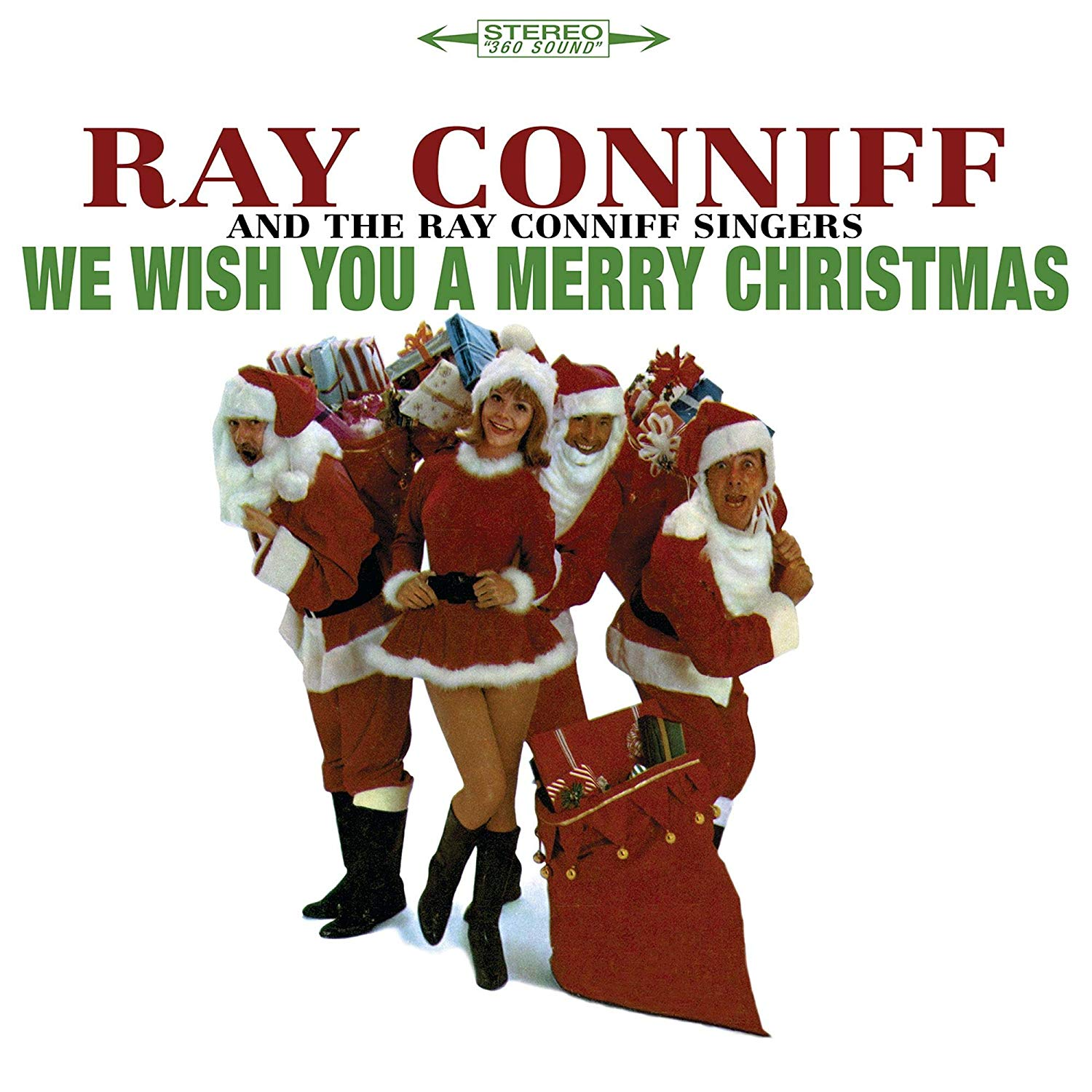 Ray Conniff - We Wish You A Merry Christmas Audiophile Limited Anniversary Edition