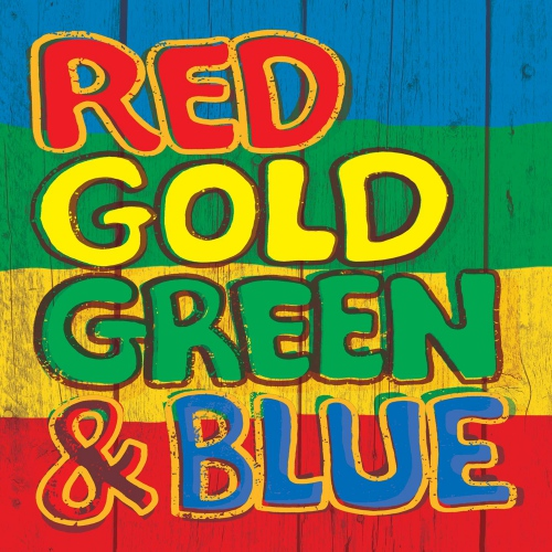 Red Gold Green & Blue - Red Gold Green & Blue