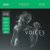 Reference Sound Edition - Great Voices Iii