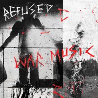 Refused - War Music White