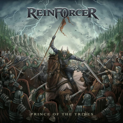 Reinforcer - Prince Of The Tribes