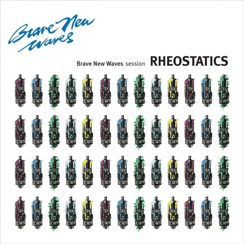 Rheostatics Brave New Waves Session Upcoming Vinyl