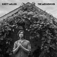 Rhett Miller - The Messenger Clear W/black Smoke