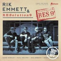 Rik Emmett & Resolution 9 -Res9