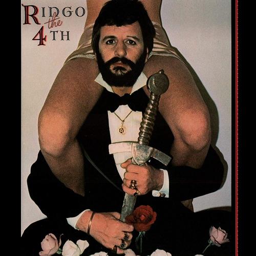Ringo Starr - Ringo The 4Th (Translucent Gold Audiophile Vinyl)