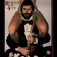 Ringo Starr -Ringo The 4Th (Translucent Valentines Day Red)