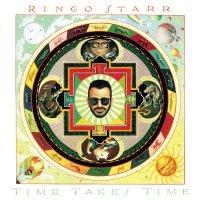 Ringo Starr - Time Takes Time (180g, yellow & green marble vinyl)