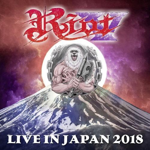 Riot V -Live In Japan 2018 (Purple vinyl)