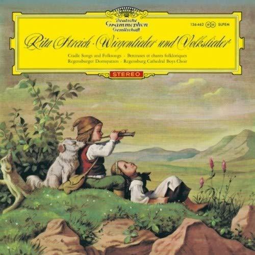 Rita Streich - Cradle Songs & Folksongs