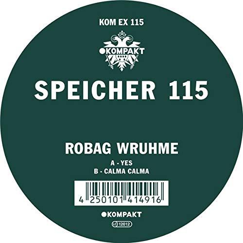 Robag Wruhme -Speicher 115