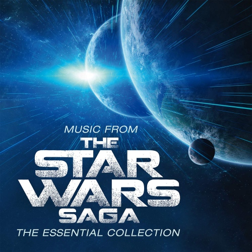 Robert Ziegler -Music From The Star Wars Saga: The Essential Collection