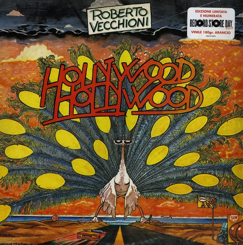 Roberto Vecchioni -Hollywood Hollywood