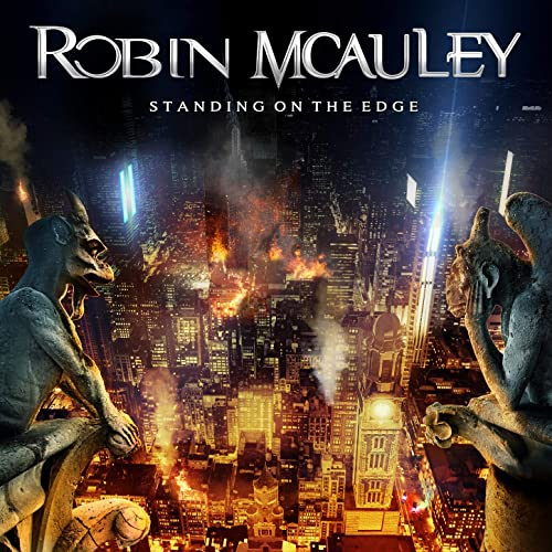 Robin Mcauley - Standing On The Edge