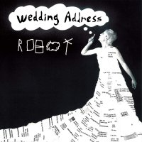 Robot - Wedding Address (White vinyl)
