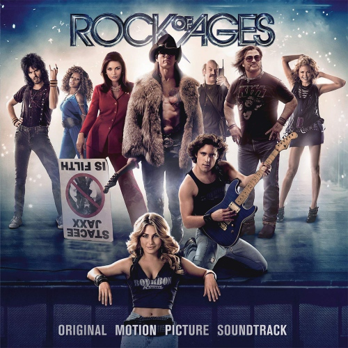 Rock Of Ages  /  O.S.T. - Rock Of Ages