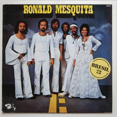 Ronald Mesquita -Bresil 72