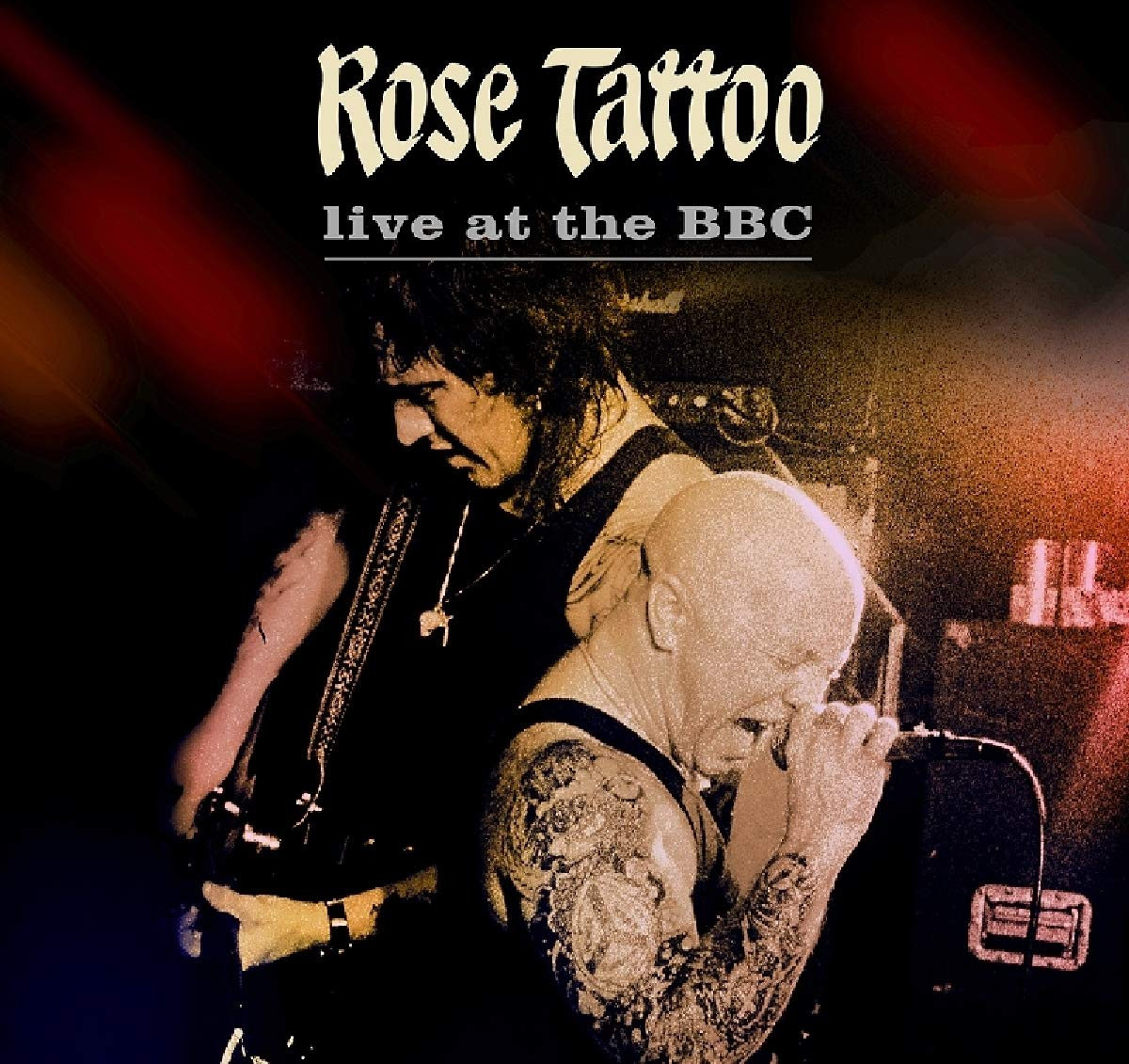 Rose Tattoo - On Air In 81: Live At Bbc & Other Transmissions