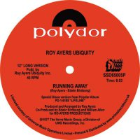 Roy Ayers -Running Away / Love Will Bring Us Back Together