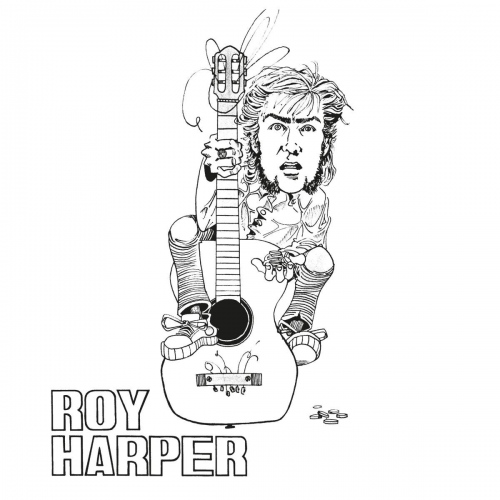 Roy Harper -Sophisticated Beggar