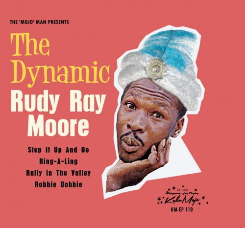 Rudy Ray Moore - The Dynamic Ep