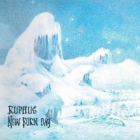 Ruphus -New Born Day (White vinyl re-issue)