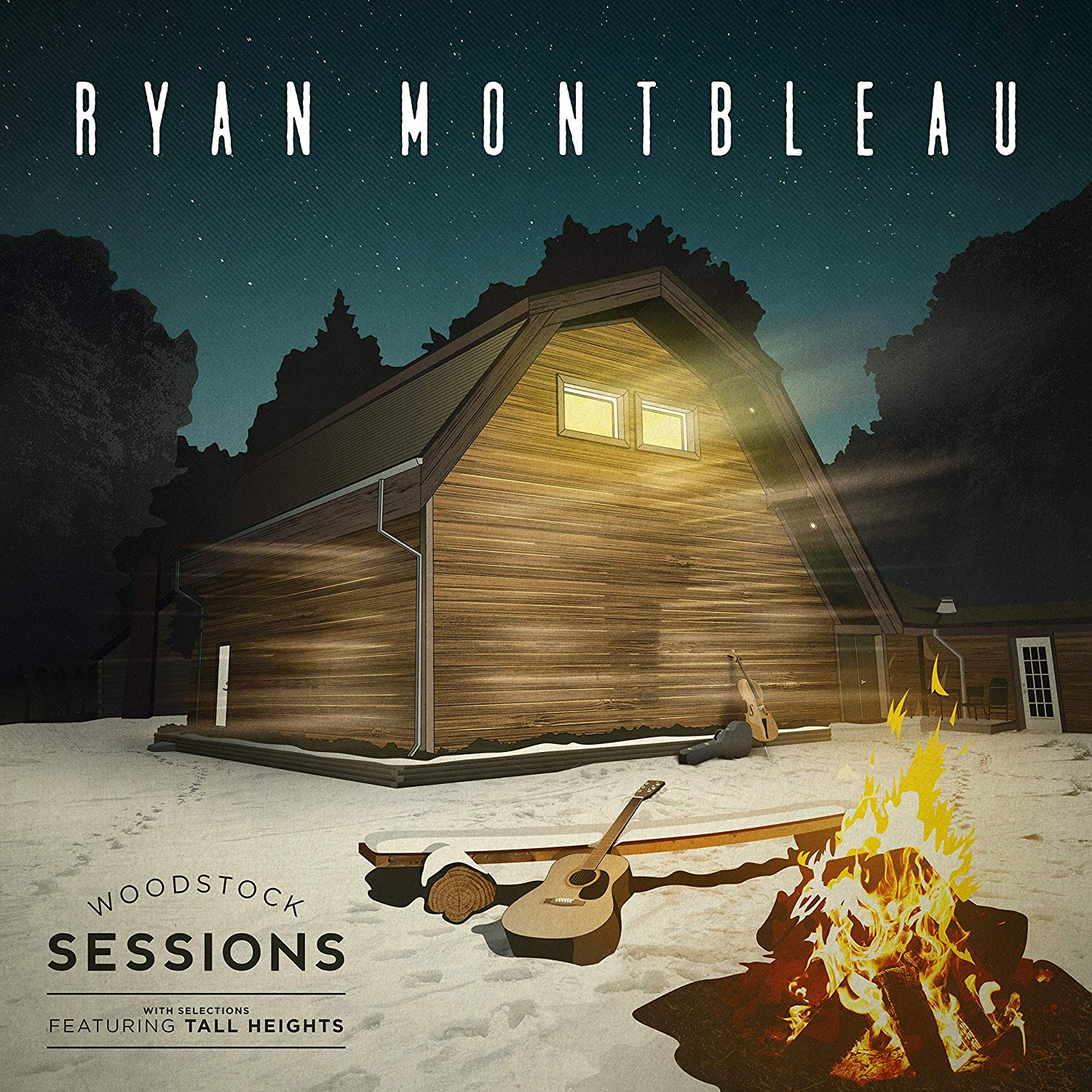Ryan Montbleau - Woodstock Sessions