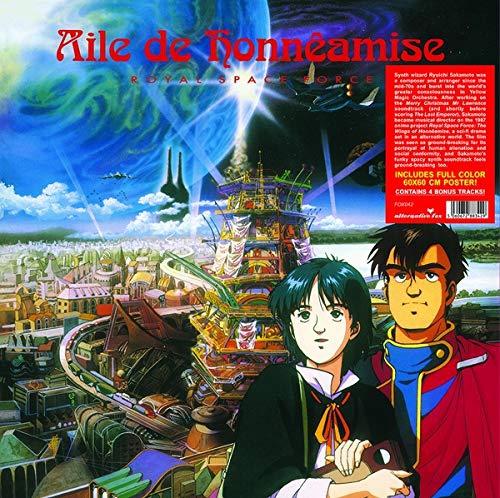 Ryuichi Sakamoto -Aile De Honneamise / Royal Space Force