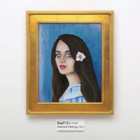 Sad13 -Haunted Painting