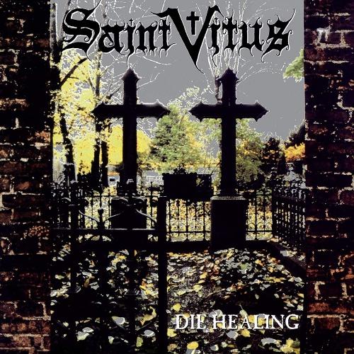 Saint Vitus - Die Healing Ltd. Crystal Clear