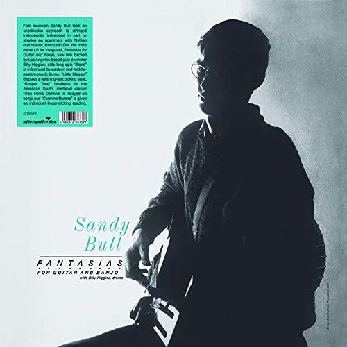 Sandy Bull -Fantasias For Guitar And Banjo