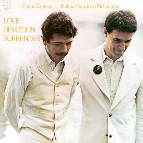 Santana -Love Devotion Surrender