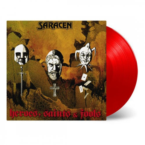Saracen - Heroes Saints & Fools