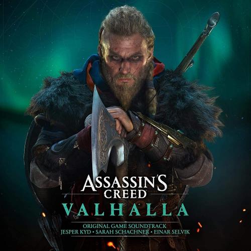 Sarah Schachner And Einar Selvik Jesper Kyd - Assassin's Creed Valhalla - Jesper Kyd, Sarah Schachner And Einar Selvik