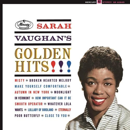 Sarah Vaughan -Golden Hits
