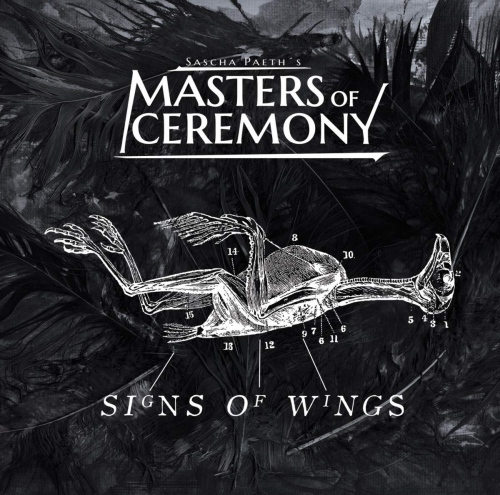 Sascha Paeth's Masters Of Ceremony - Signs Of Wings