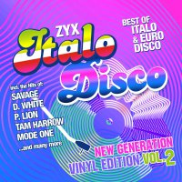Savage -Zyx Italo Disco New Generation