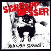 Schrappmesser - Schlachtrufe Stimmungshits