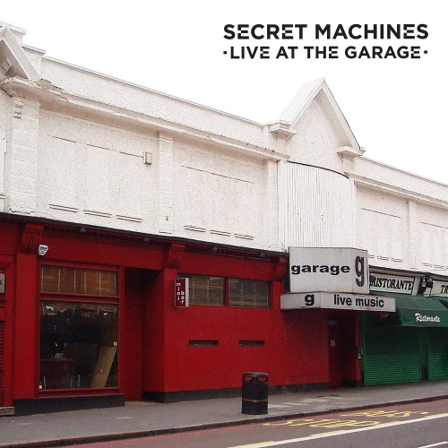 Secret Machines - Live At The Garage Rog