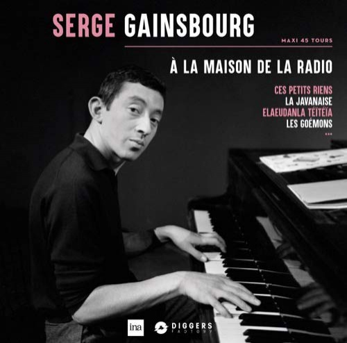 Serge Gainsbourg -Ces Petits Riens