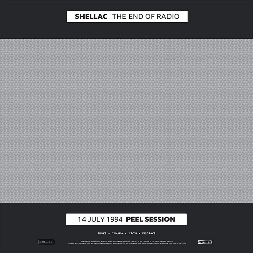 Shellac - The End Of Radio